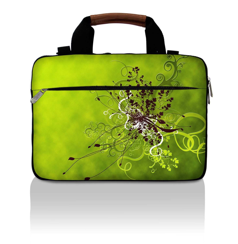 12 17 pouces luxburg sac bandouli re sacoche pour ordinateur portable ebay. Black Bedroom Furniture Sets. Home Design Ideas