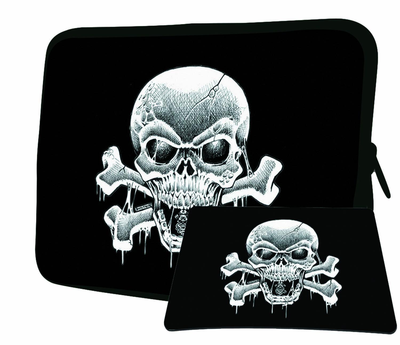 LUXBURG-14-034-Inch-Design-Laptop-Notebook-Sleeve-Soft-Case-Bag-Cover-Mousepad-AH
